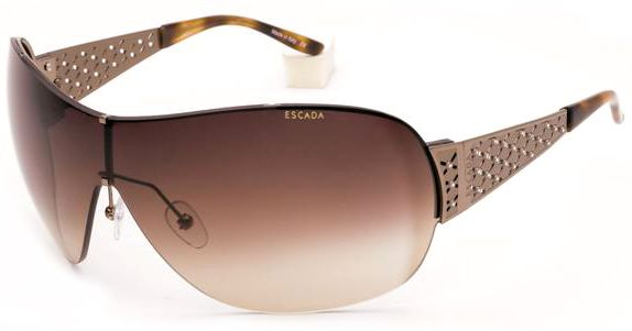 Glasses Frames Escada Eyewear : Escada SES 645 579X Customfit.eu